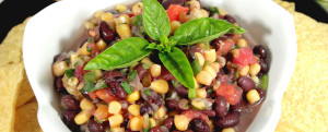 Out of Mexico Bean and Corn Salsa