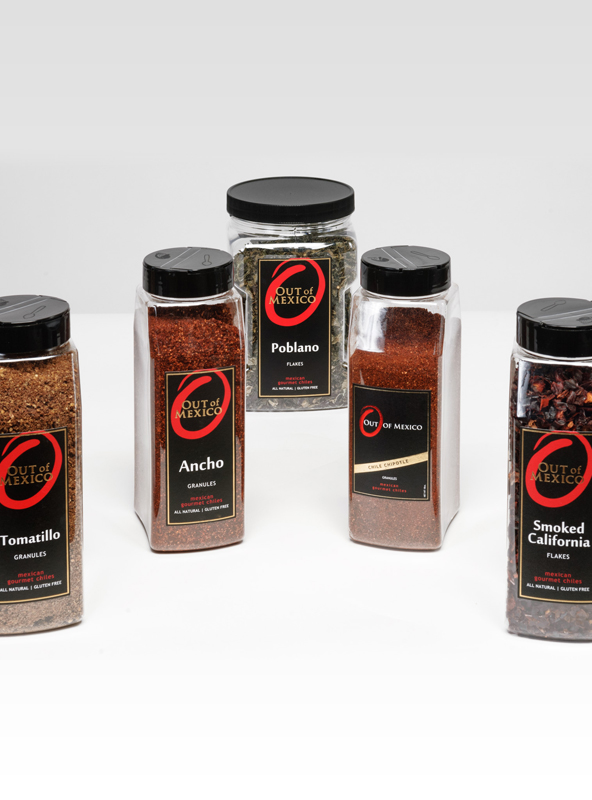 Shop Gourmet Chiles & Spices